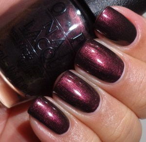 OPI Muir Miur On The Wall 2