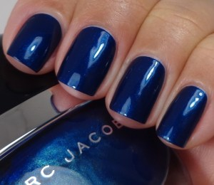 Marc Jacobs Blue Velvet 1