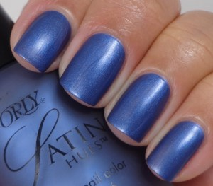 Orly Satin Hues Uniquely Satin