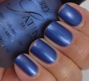 Orly Satin Hues Uniquely Satin 2