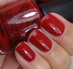 OPI All I Want For Christmas (Is OPI) 2