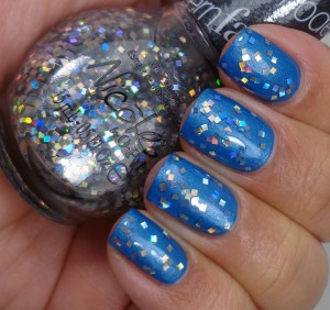Nicole by OPI Spark the Conversation 2
