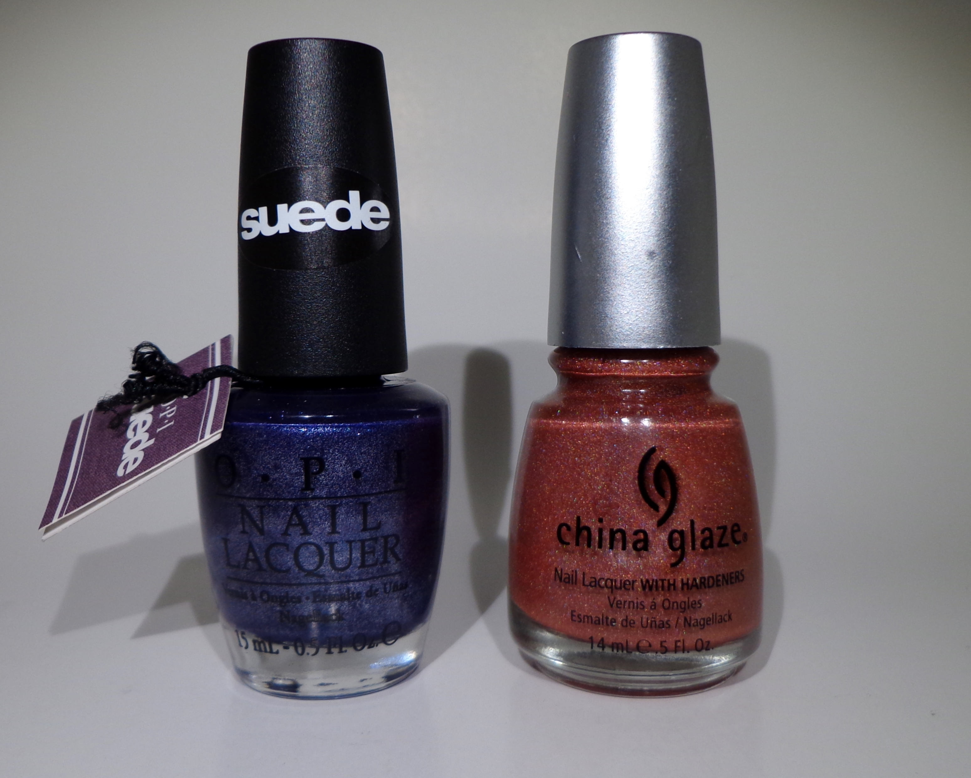 China Glaze BFF...or the best Sunday EVER! - Of Life and Lacquer