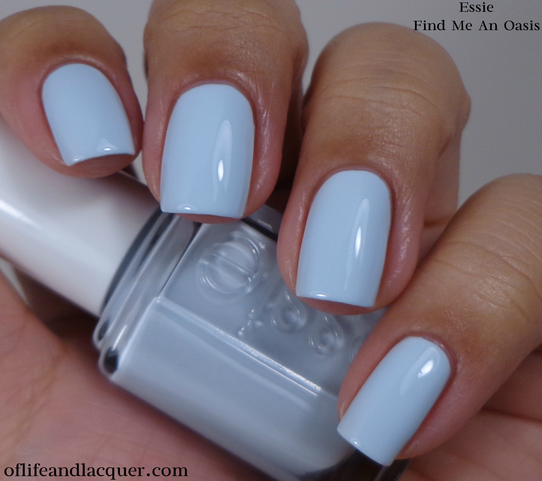 Essie Resort Fling Collection 2014 - Of Life and Lacquer