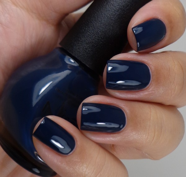 Nicole by OPI This Blue Is So You! 2