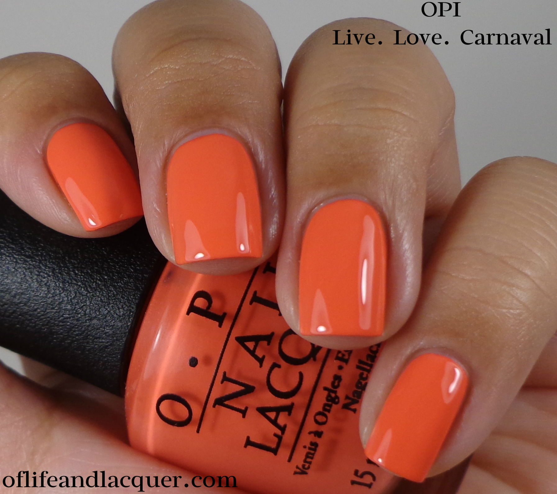 OPI Brazil Collection Spring/Summer 2014