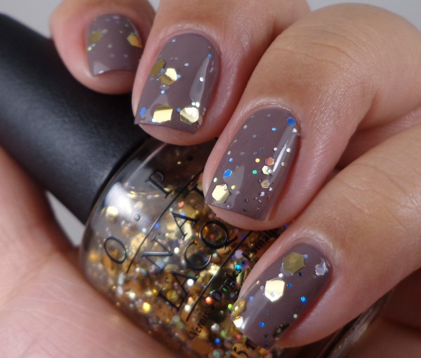 OPI I Reached My Gold! 1