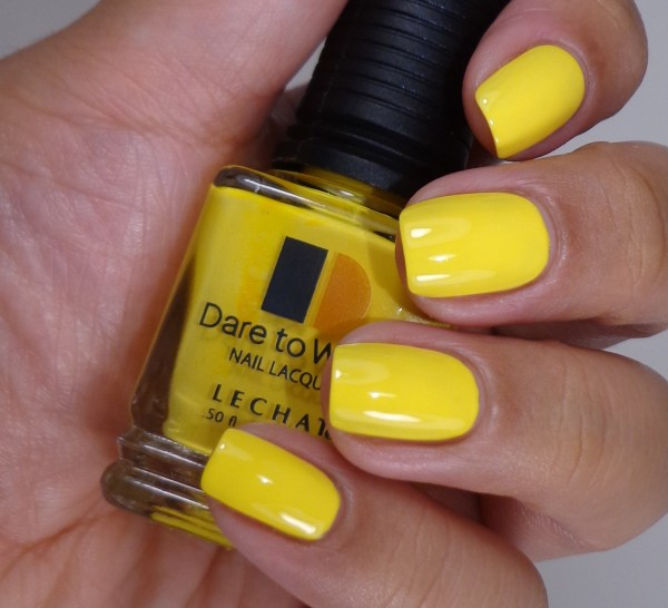 LeChat Dare To Wear Lemon Drop 2