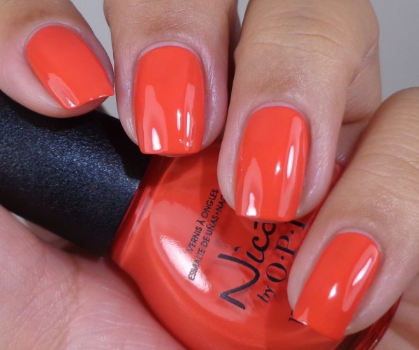 Nicole by OPI My Sol Shines Brighter 1