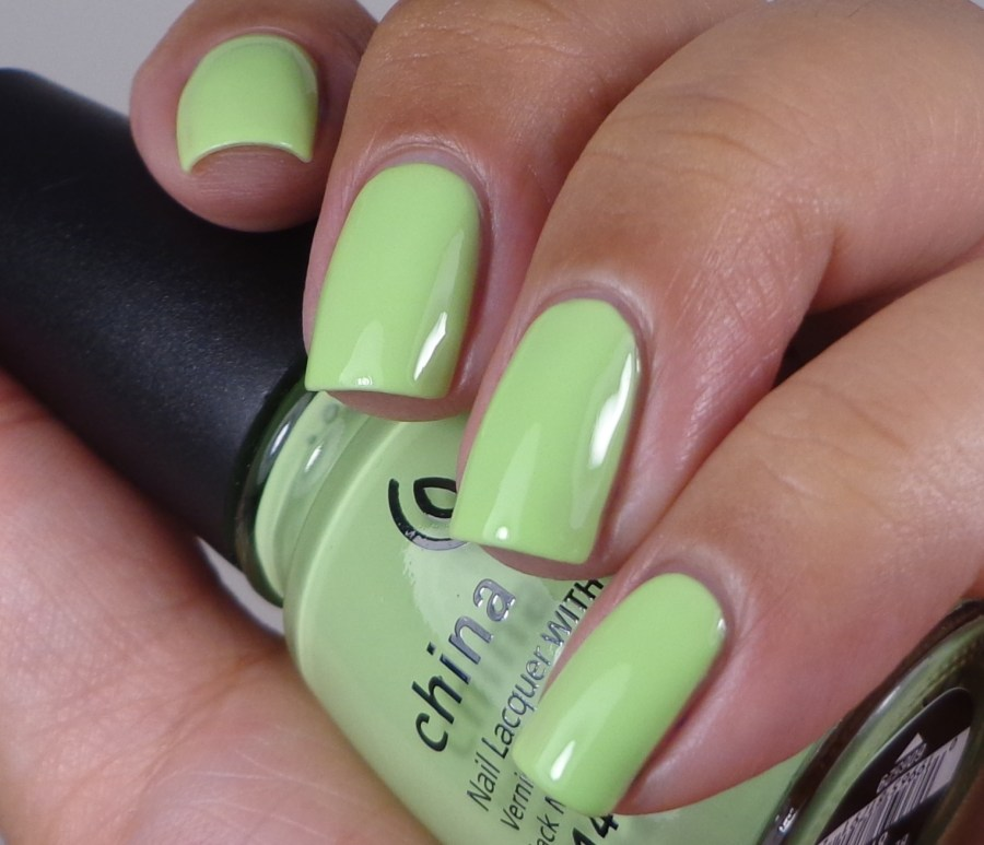 China Glaze Be More Pacific 1