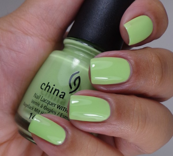 China Glaze Be More Pacific 2