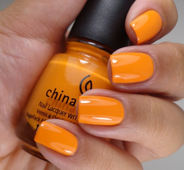 China Glaze Stoked To Be Soaked 2