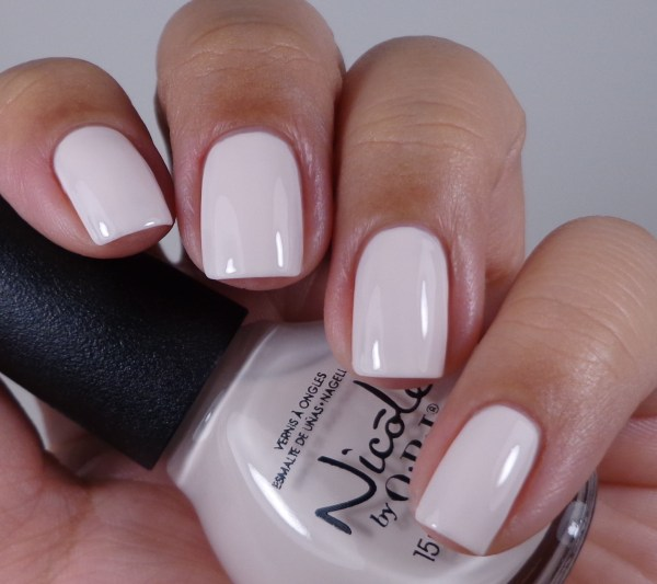 Nicole by OPI Sweet Surrender 1