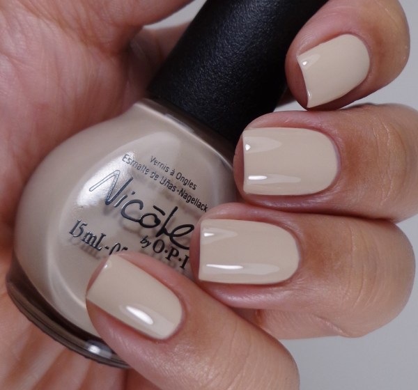 Nicole by OPI That's Putting It Mild 2