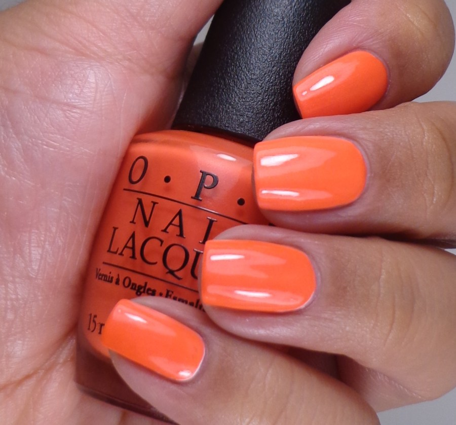 OPI Down To The Core-al 2