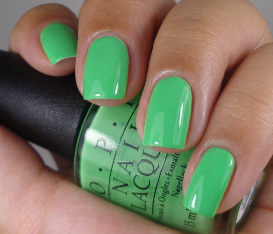 OPI You're So Outta Lime! 1