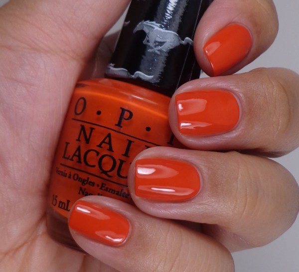 OPI Race Red 1