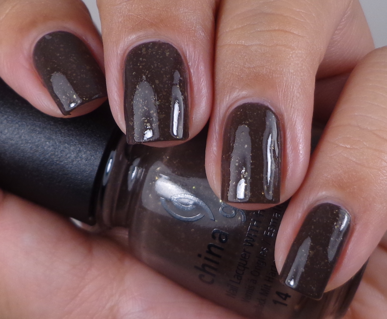 China Glaze Lug You Designer Baggage 1