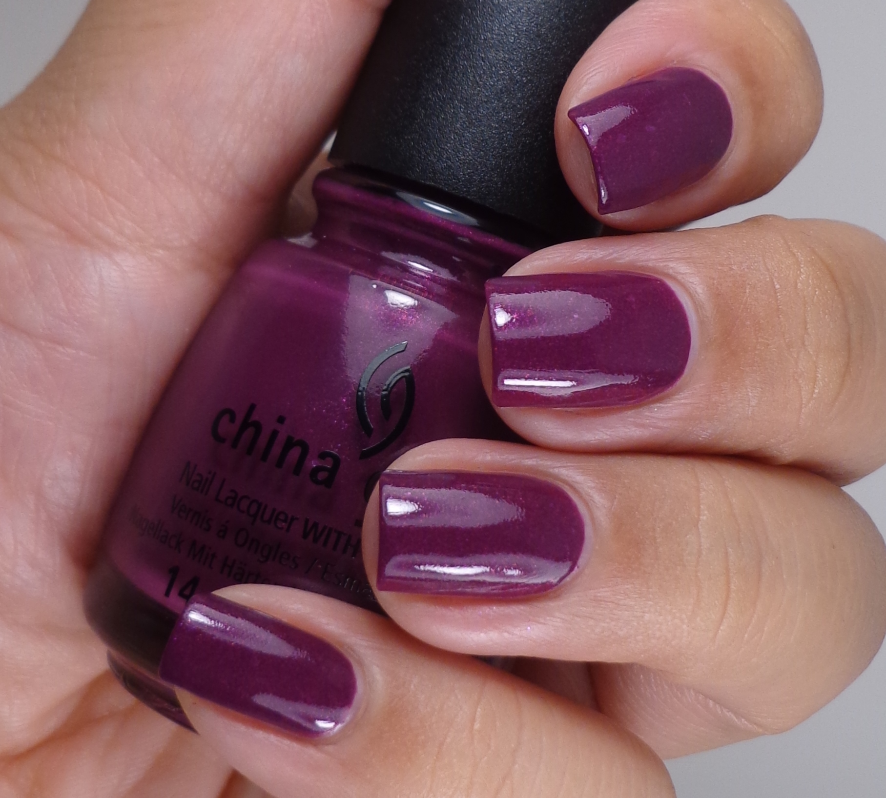 China Glaze Nice Caboose 2