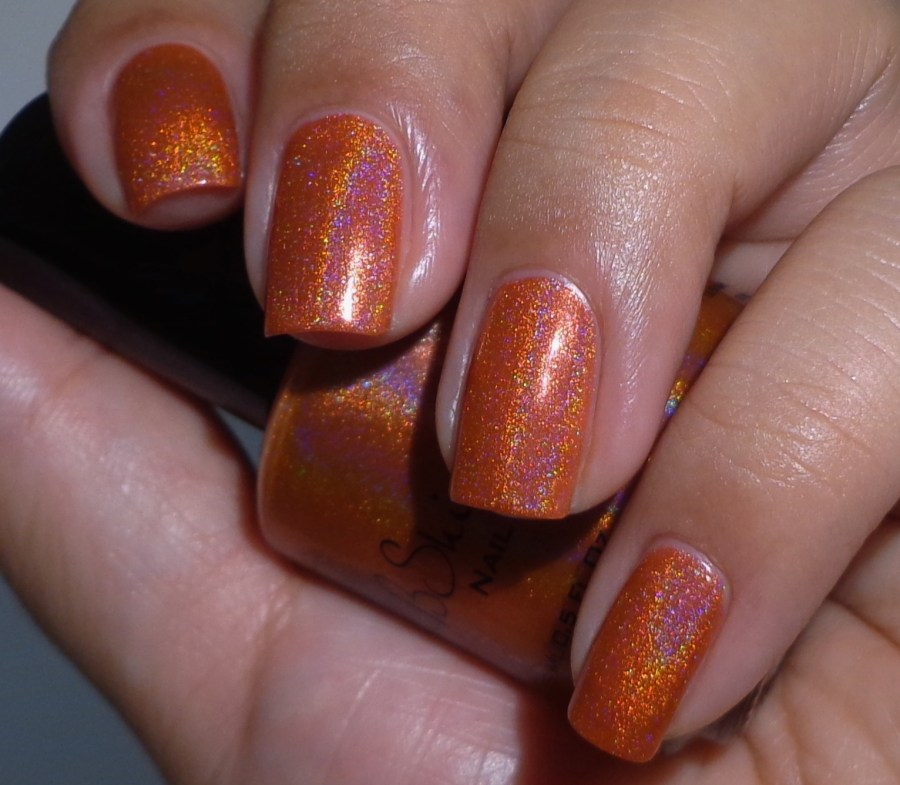 KBShimmer Rust No One 1