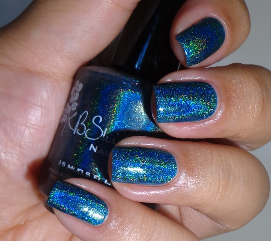 KBShimmer Up And Cunning 2