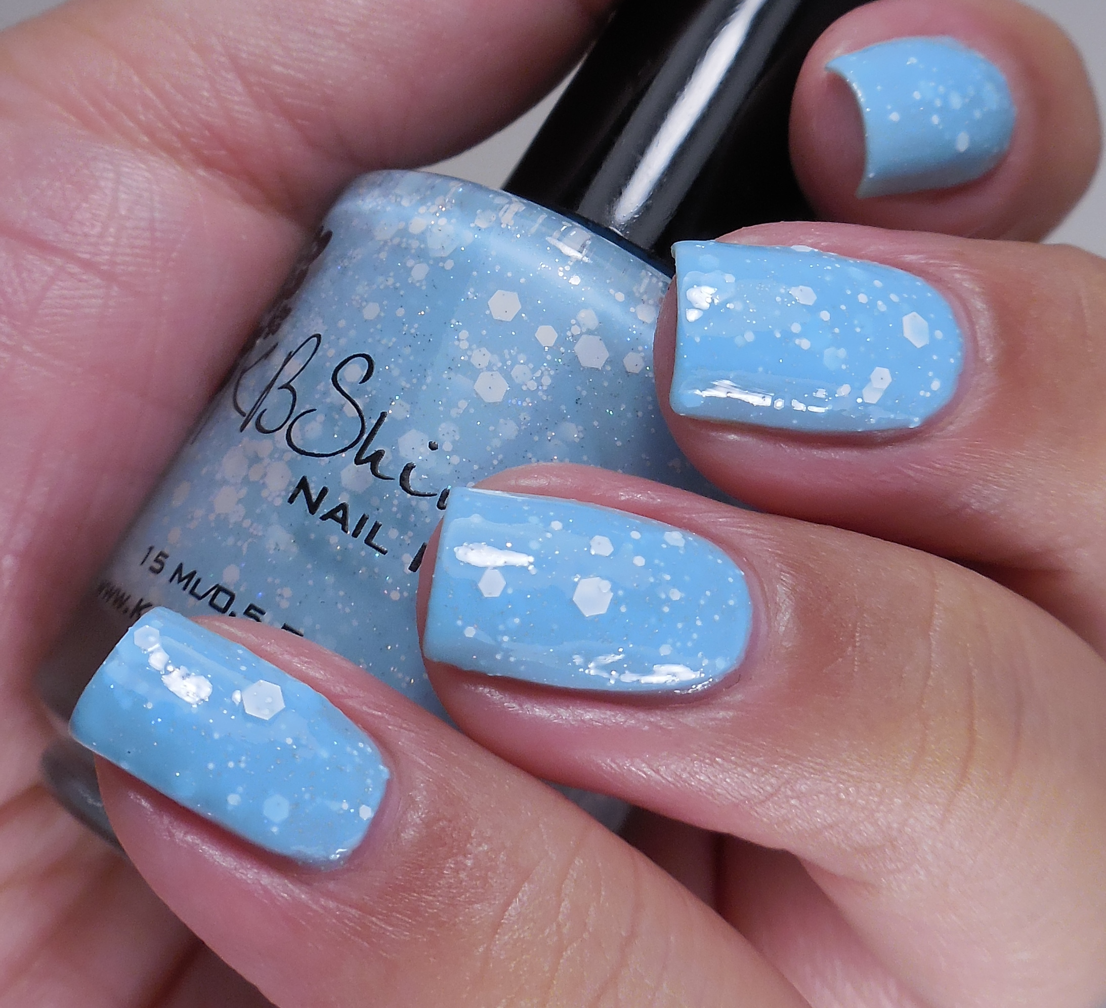 KBShimmer Winter Collection 2014 - Of Life and Lacquer