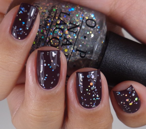 OPI Snowflakes In The Air 2