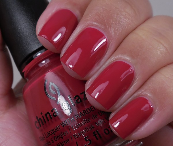 China Glaze Tip Your Hat 1