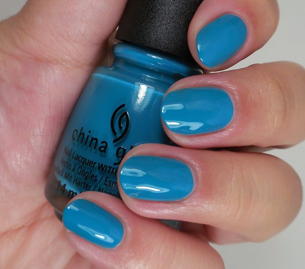China Glaze My Way or the Highway 2
