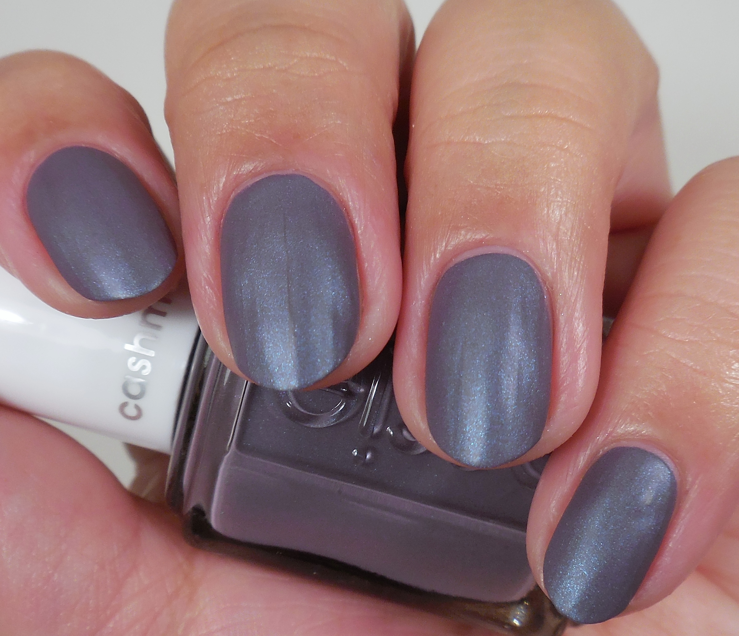 Essie Cashmere Matte Collection 2015 - Of Life and Lacquer