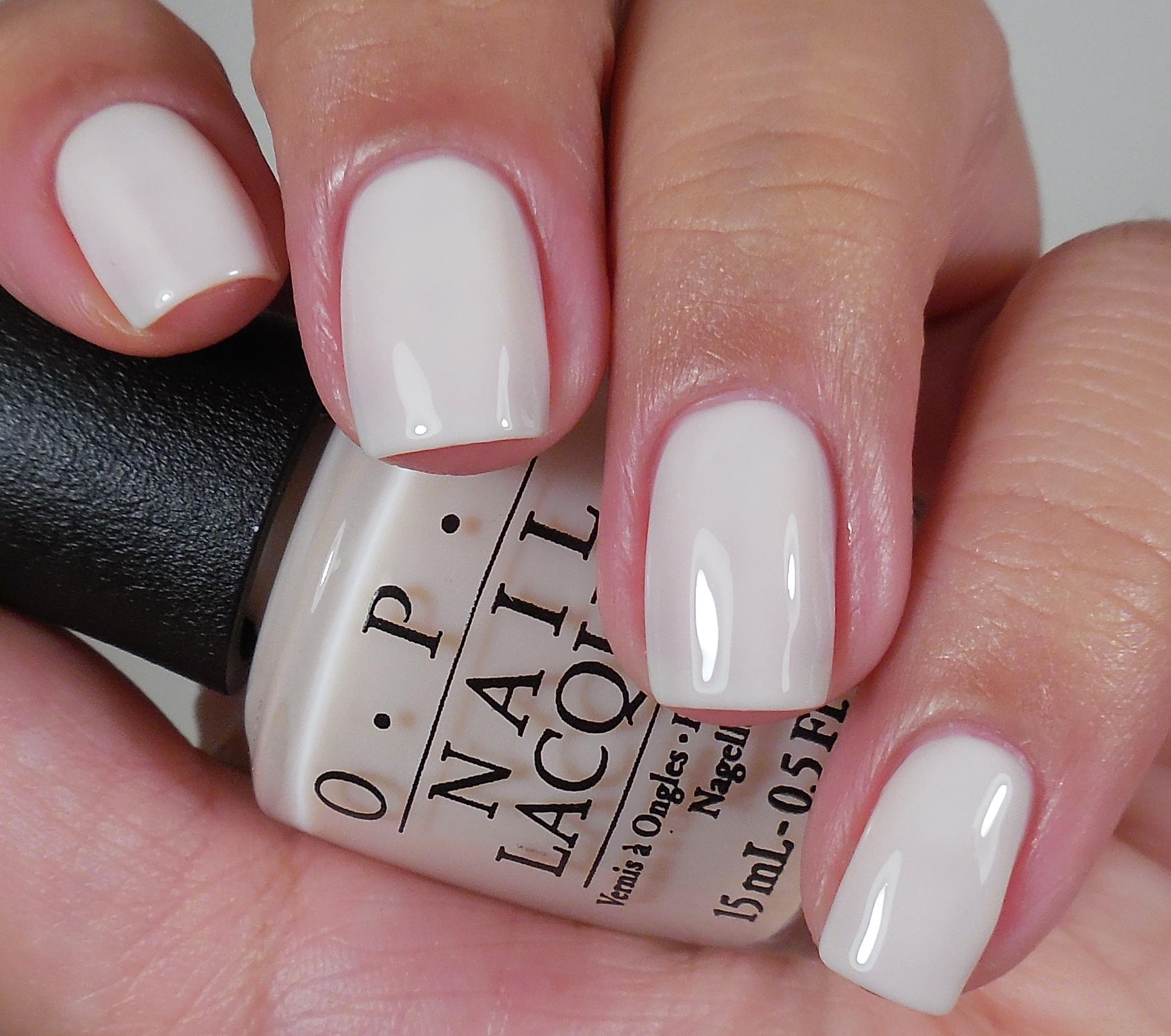 Miss BB Reviews: OPI Soft Shades Collection 2015 - Bridal Beauty ...