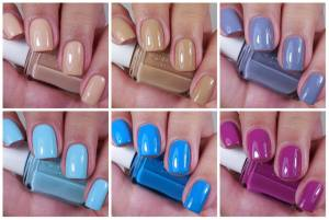 Essie Flowerista Collection Spring 2015