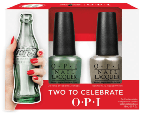 OPI Coca-Cola Collection 2015