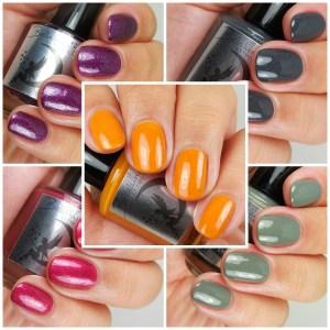 Bellaluna Cosmetics Fall Collection 2015