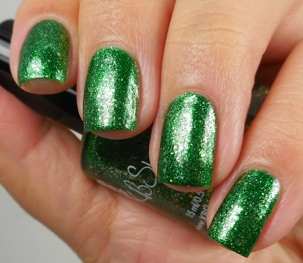 KBShimmer Birthstone Collection Emerald 1