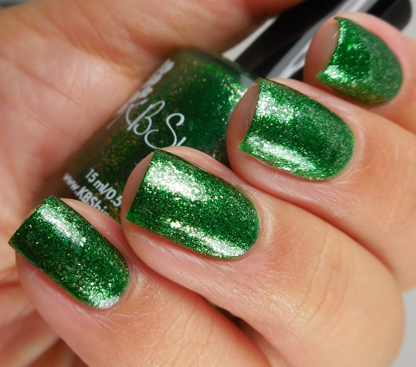 KBShimmer Birthstone Collection Emerald 2