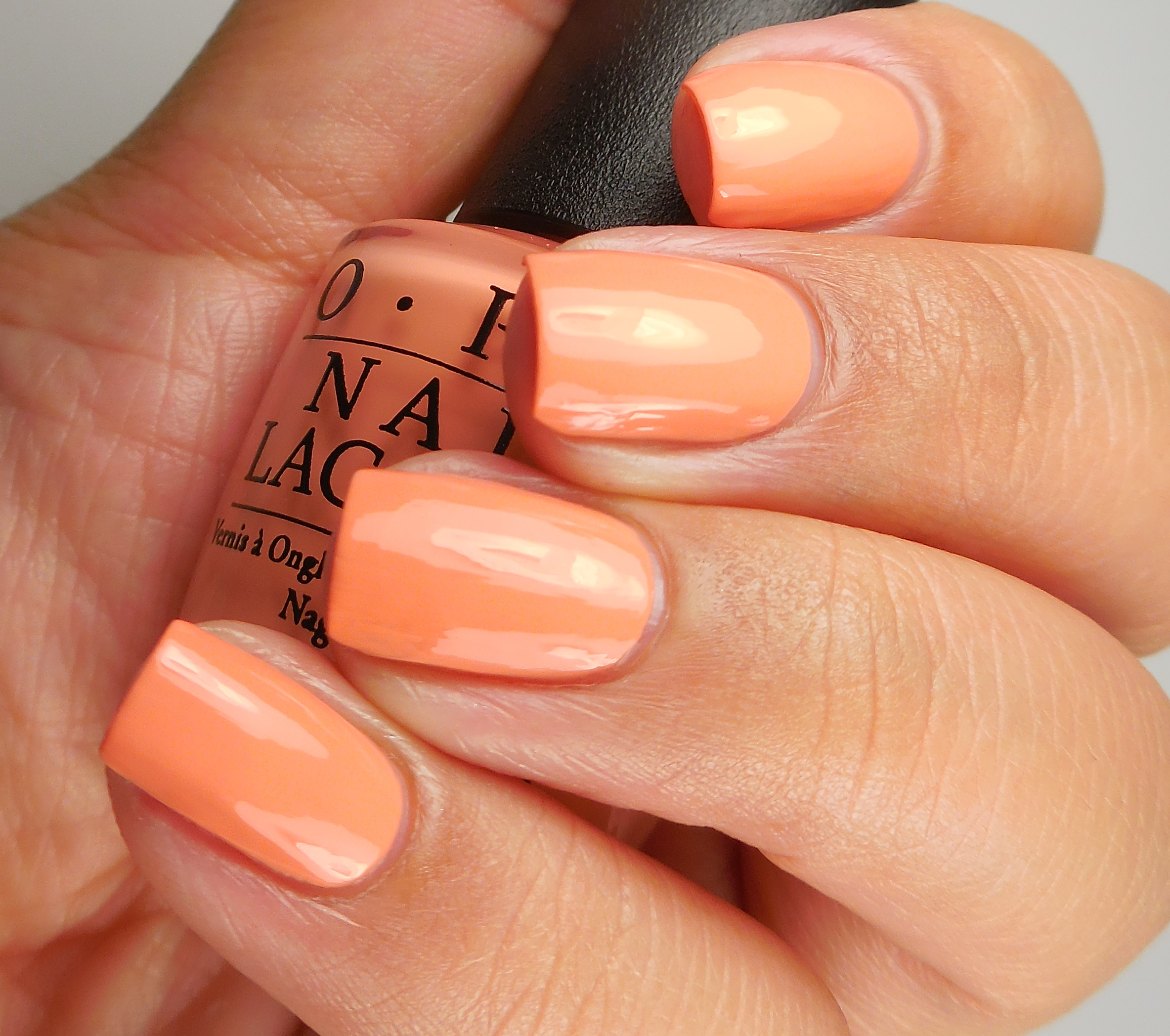 OPI New Orleans Collection Crawfishin\' For A Compliment 2 - Of Life ...