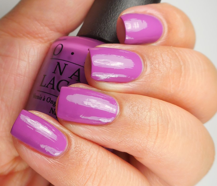 OPI New Orleans Collection I Manicure For Beads 2
