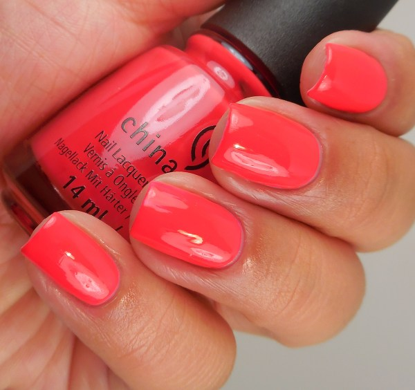 China Glaze Hot Flash 2