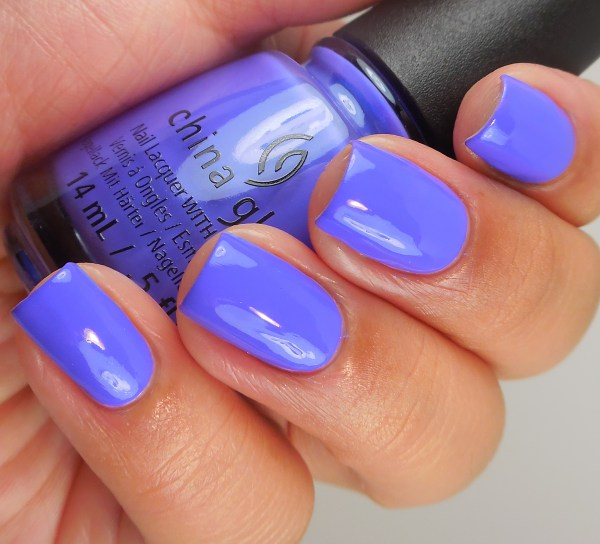China Glaze I Got A Blue Attitude 2