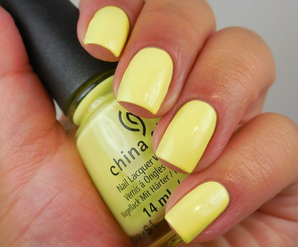 China Glaze Whip It Good 1