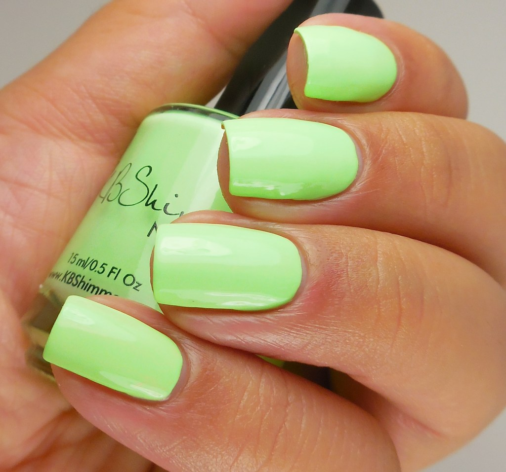 KBShimmer Ready For A Good Lime 2