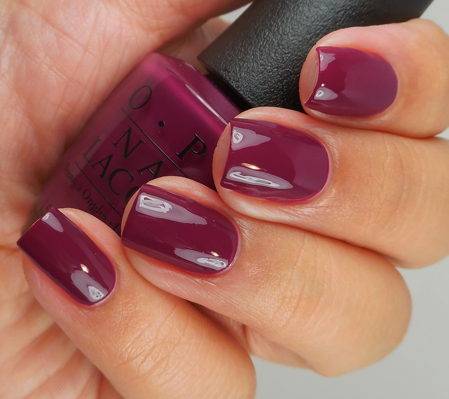 OPI What's The Hatter With You 2