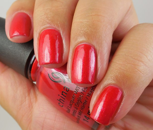 China Glaze Y'all Red-y For This 1