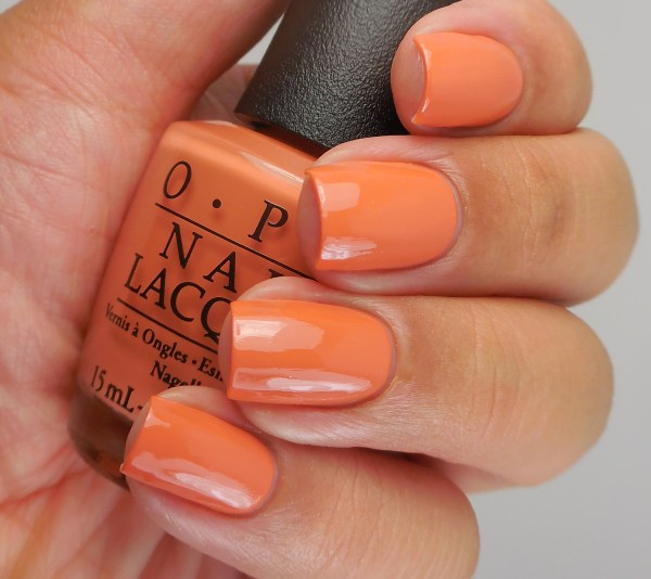 OPI Freedom Of Peach 2