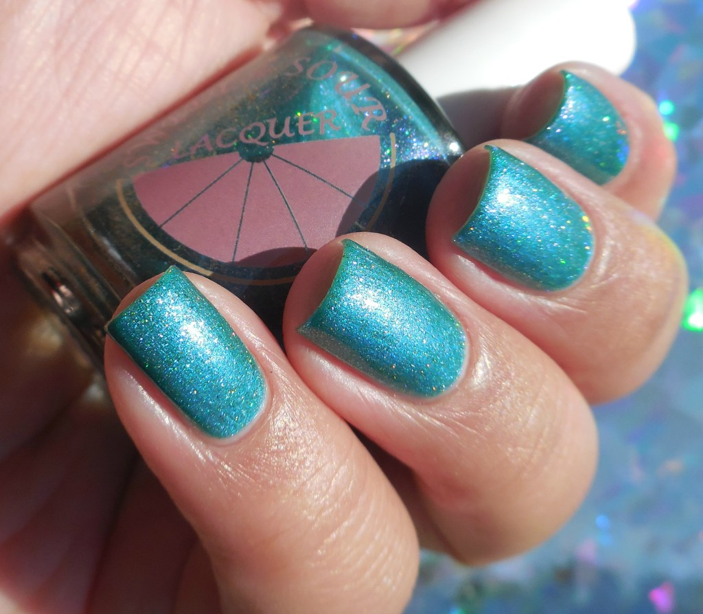 Sweet & Sour Lacquer POTM June 2017