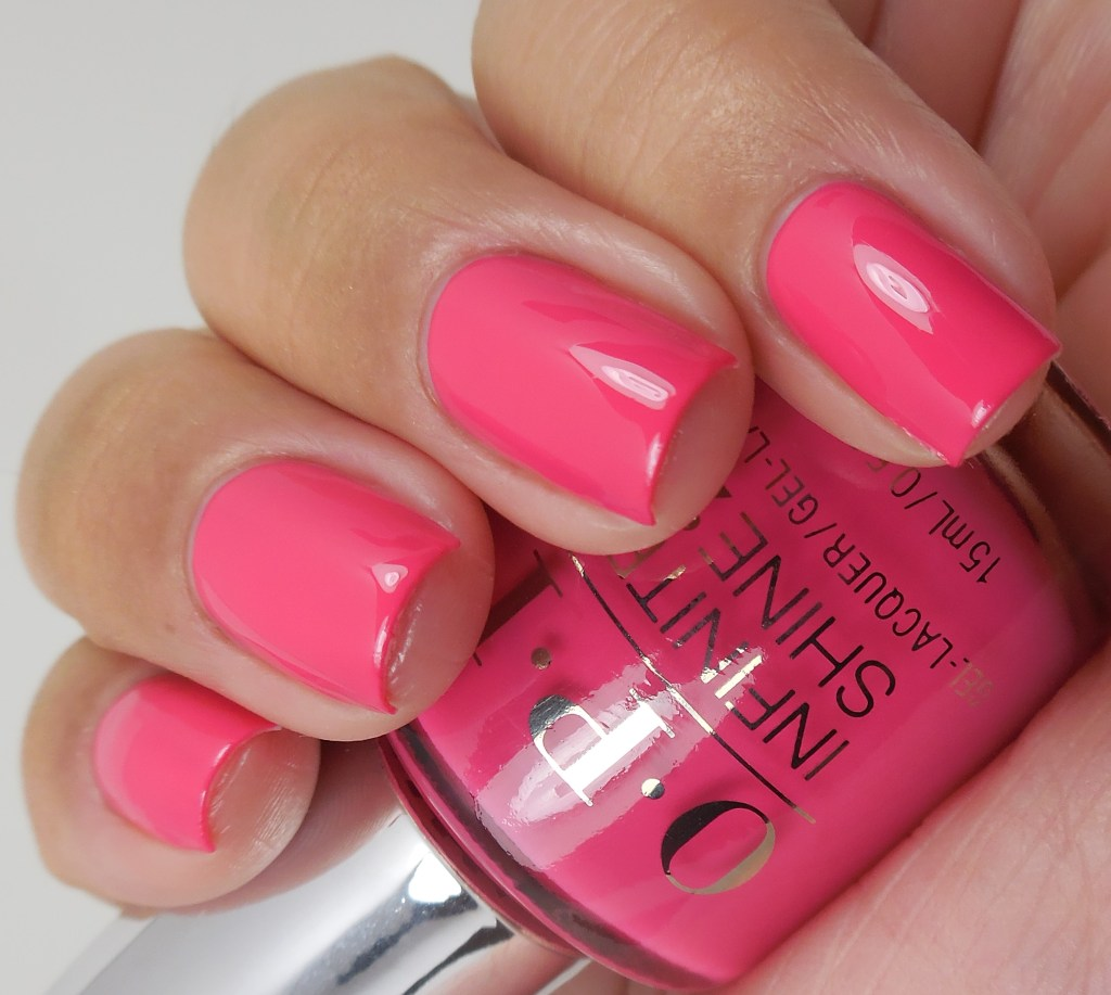 OPI California Dreaming Collection GPS I Love You