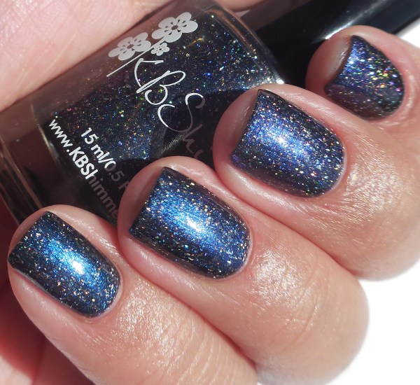 KBShimmer Summer Vacation Collection I'm Onyx