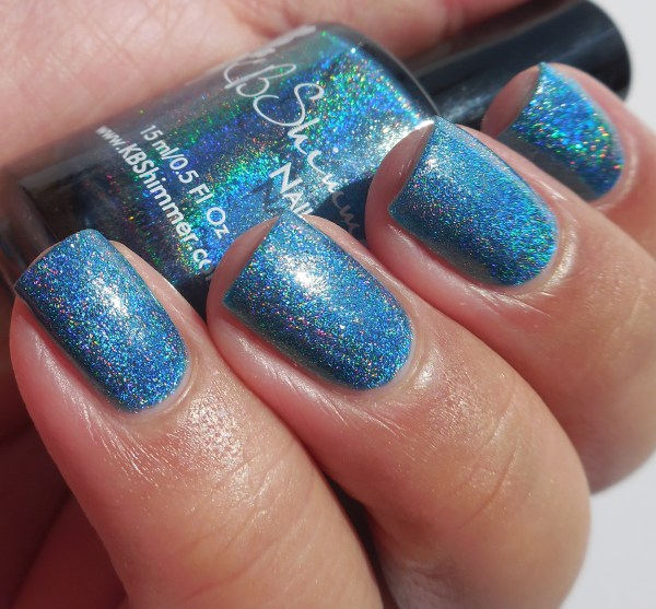 Hella Holo Customs KBShimmer That Goes Without Cyan