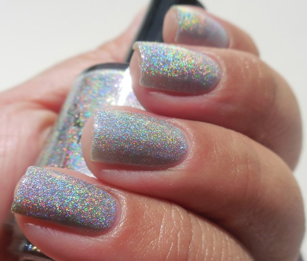 KBShimmer Polish Con Chicago Bean There, Done ThatKBShimmer Polish Con Chicago Bean There, Done That